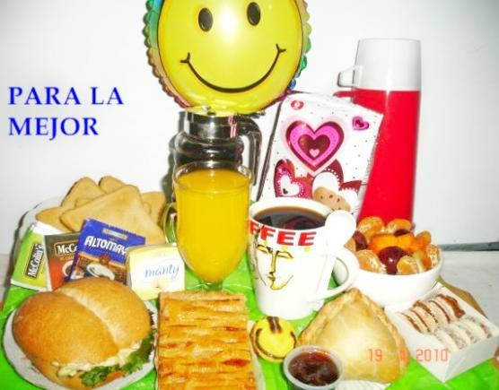 Ahora Desayunos Para La Secretaria Desayunos Peru