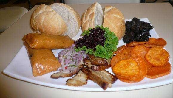 Desayunos Vamos Pa Chincha Familia Desayunos De Fiestas