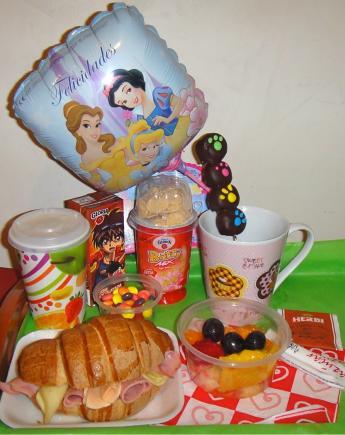 Desayuno Sorpresa Para Infantil Para Ella Desayunos Para